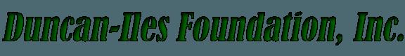 Duncan Iles Foundation, Inc. Logo